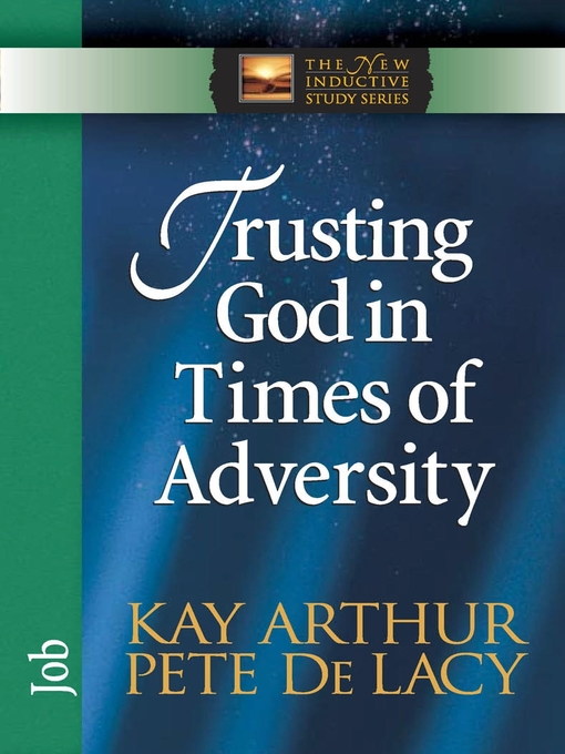 Trusting God in Times of Adversity (eBook): Job
